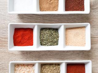Fajita Seasoning (Grain-Free/Gluten-Free/Black-Pepper Free)