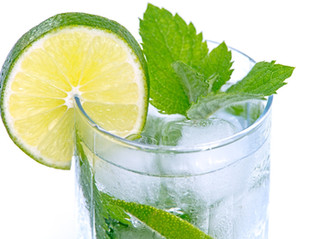 Lemon, Lime & Mint Refresher