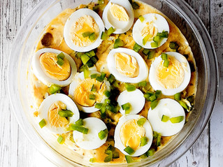 Clean Eating Potato & Egg Salad