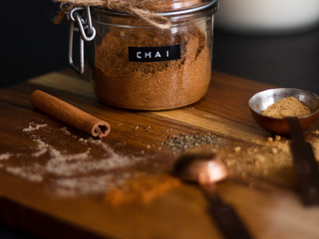 Mold-safe chai spice