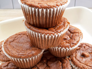 Grain-Free Pumpkin Spice Muffins