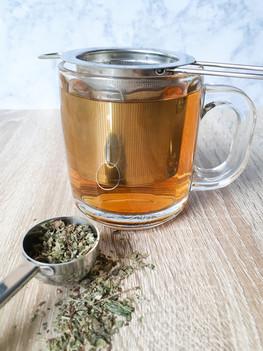 Lemonbalm herbal tea