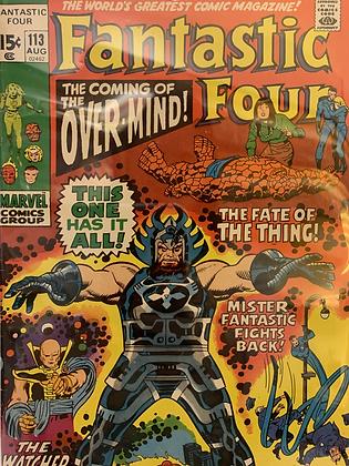Fantastic Four #113