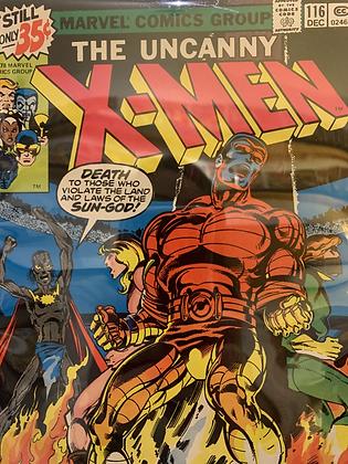 Uncanny X-men #105