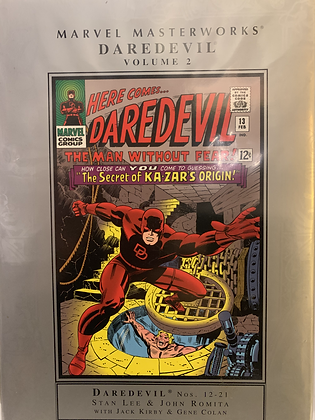 Marvel Masterworks Daredevil Volume 2
