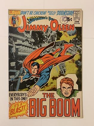 Superman's Pal Jimmy Olsen #138