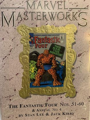 Marvel Masterworks Fantastic Four Volume 28