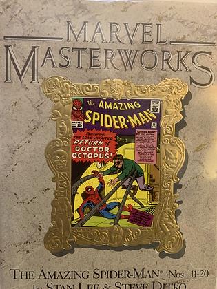 Marvel Masterworks Amazing Spider-Man Volume 10