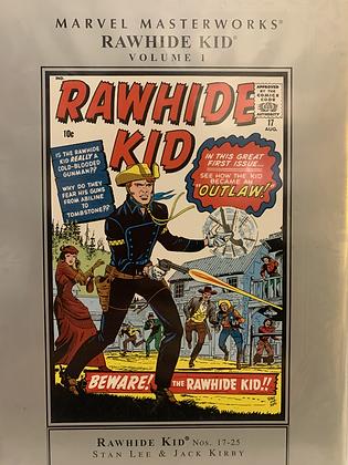Marvel Masterworks Rawhide Kid Volume1