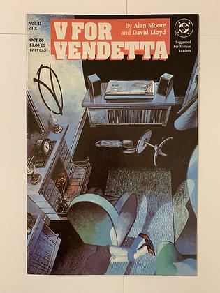 V For Vendetta #2