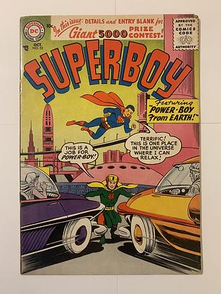 Superboy #52