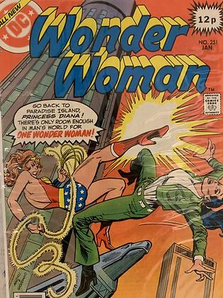 Wonder Woman #251