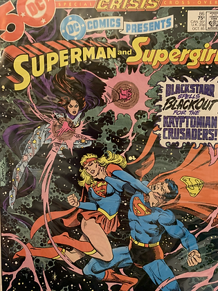 DC Comics Presents # 86