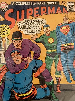 Superman #200