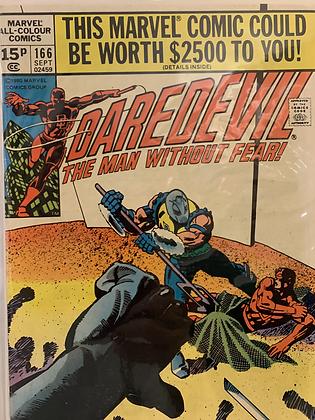 Daredevil #166