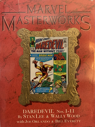 Marvel Masterworks Daredevil Volume 17