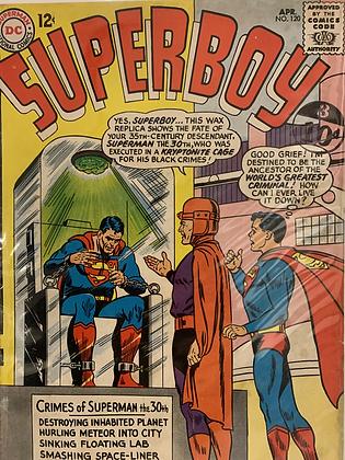 Superboy #120