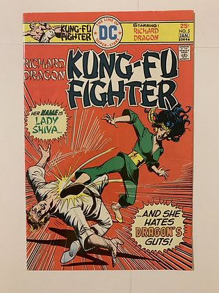 Richard Dragon Kung-Fu Fighter #5