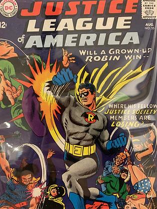 Justice League of America #55