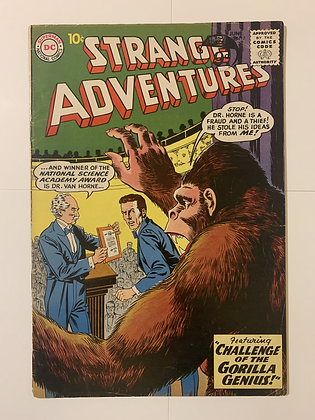 Strange Adventures #117
