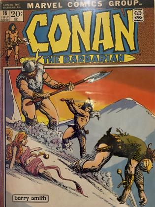 Conan The Barbarian #16