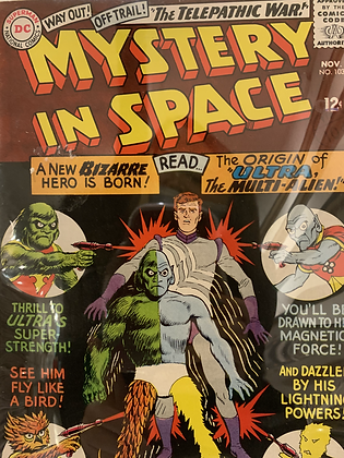 Mystery In Space #103