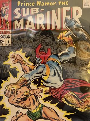 Sub Mariner #4