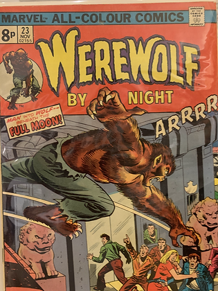 Werewolf By Night #23