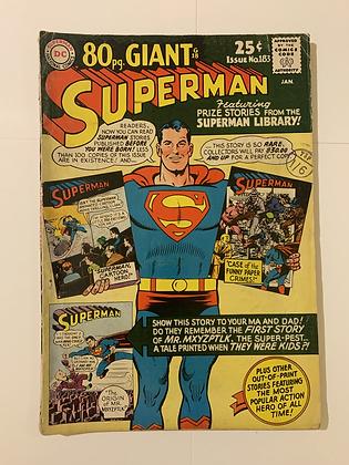 Superman #183