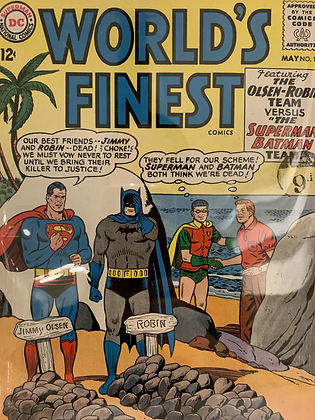 World's Finest Comics #141