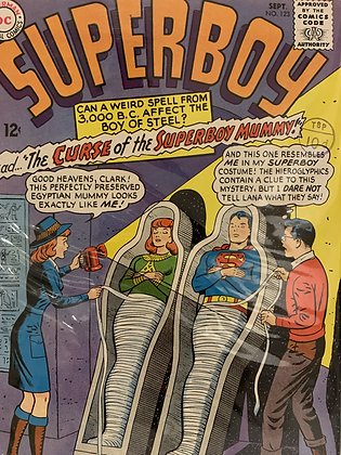 Superboy #123