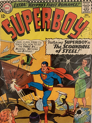 Superboy #134