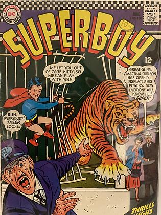 Superboy #130