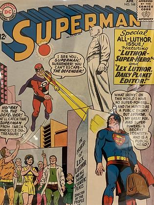 Superman #168