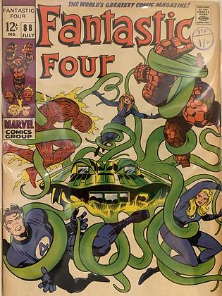 Fantastic Four #88