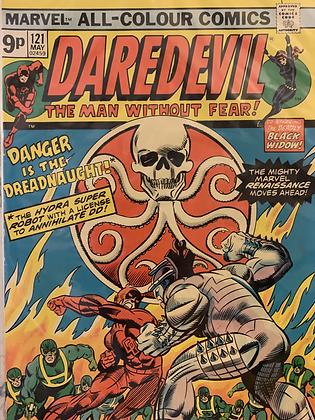 Daredevil #121