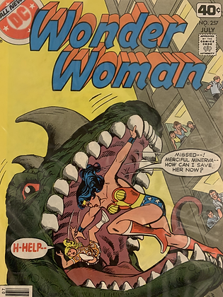 Wonder Woman #257