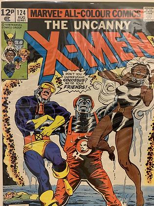 Uncanny X-men #124