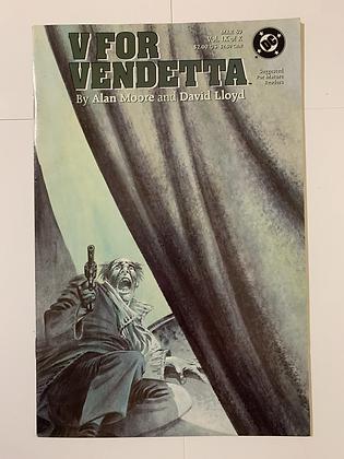 V For Vendetta #9