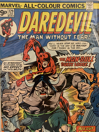 Daredevil #129
