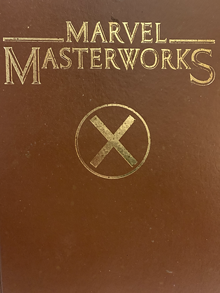 Marvel Masterworks X-men Volume 2