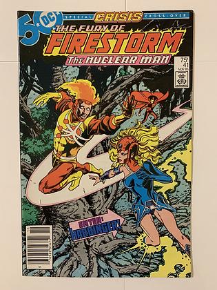 Fury Of Firestorm #41