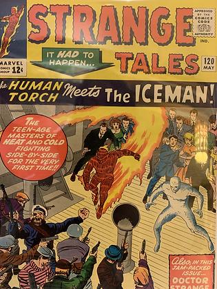 Strange Tales #120