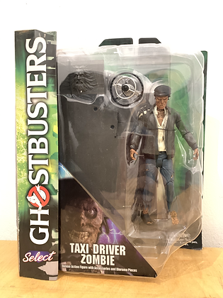 Taxi Driver Zombie