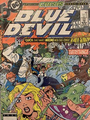 Blue Devil #17