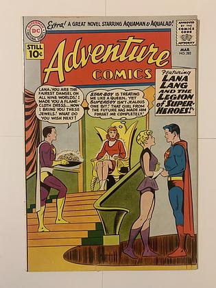 Adventure Comics #282