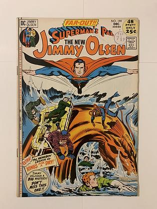 Superman's Pal Jimmy Olsen #144