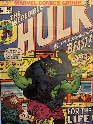 Incredible Hulk #161