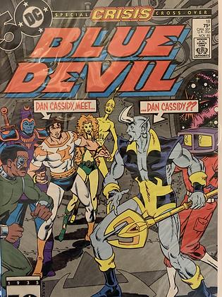Blue Devil #18