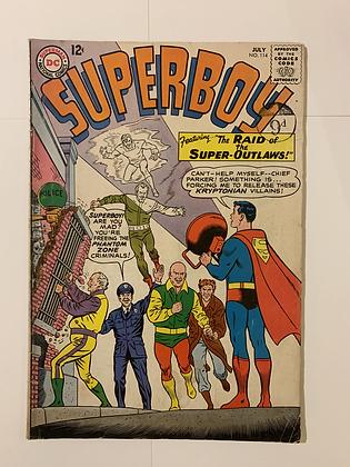 Superboy #114